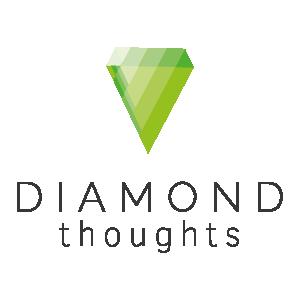 Diamond Thoughts Logo