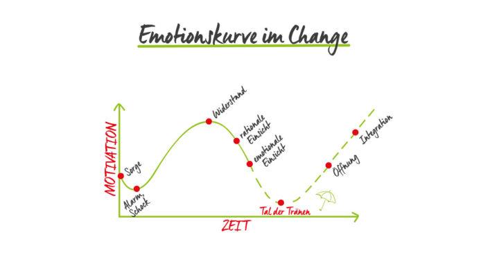 Verhaltensänderung impliziert Emotionsmanagement!